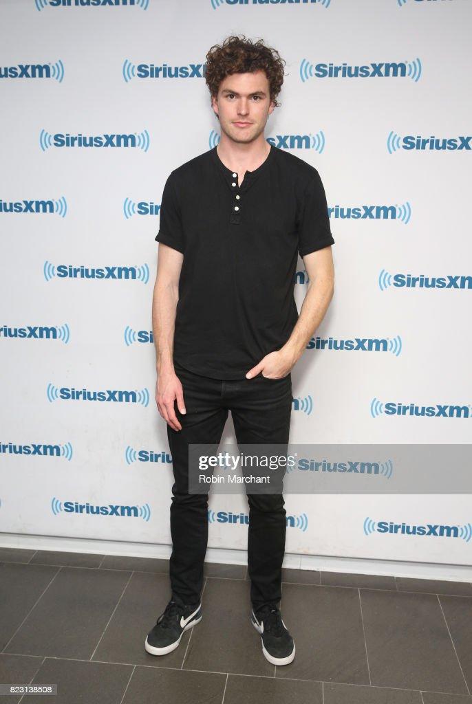 Celebrities Visit SiriusXM - July 26, 2017