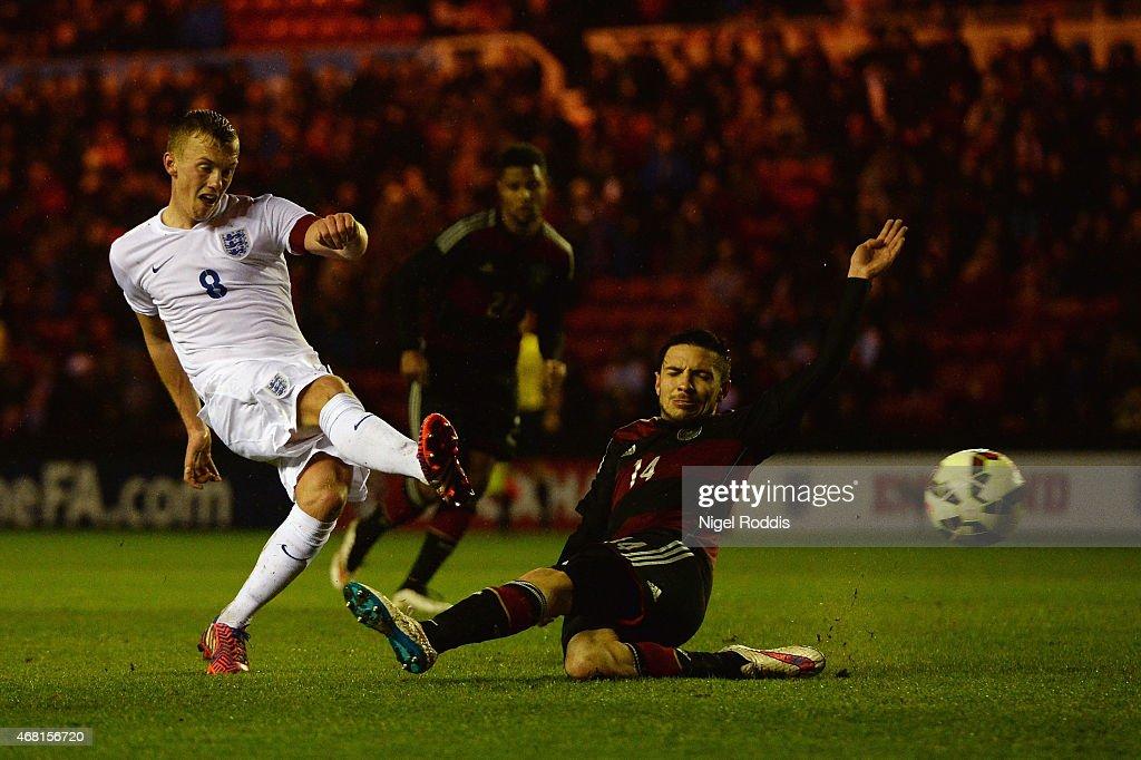 U21 England v U21 Germany - International Friendly