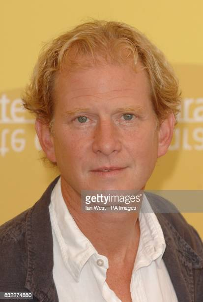 James Wilby attends a photocall for new film C'est Gradivaqui Vous Appelle at the Palazzo del Casinoin Venice Italy during the 63rd Venice Film...