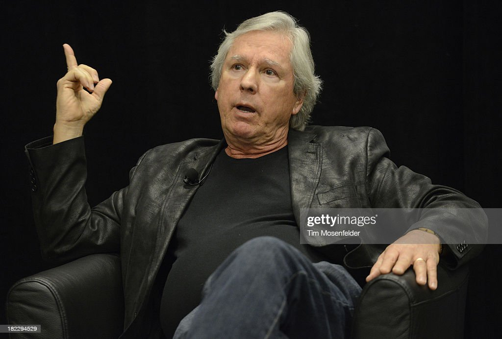 James Williamson of Iggy and The Stooges participates in a fireside chat at the C2SV Technology Conference Day Three at McEnery Convention Center on September 28, 2013 in San Jose, California.