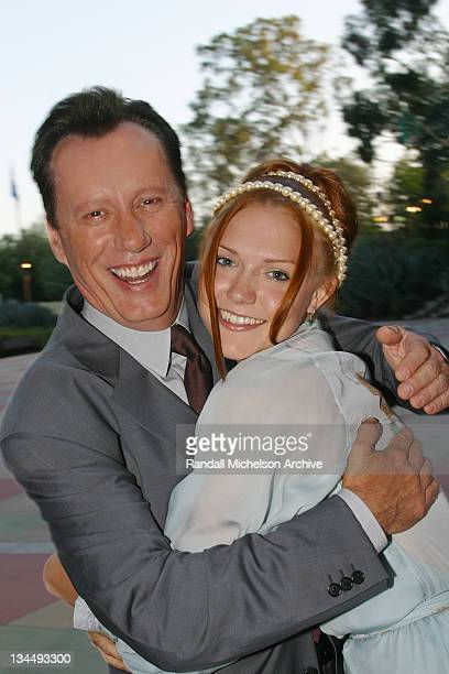 James Woods and Dominique Swain during IFP/West2002 Los Angeles Film Festival 2nd Annual SKYY Vodka Short FIlm Awards at Pacific Design Ceter in West...
