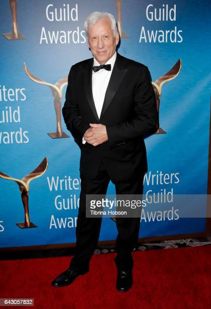James Woods attends the 2017 Writers Guild Awards LA Ceremony at The Beverly Hilton Hotel on February 19 2017 in Beverly Hills California