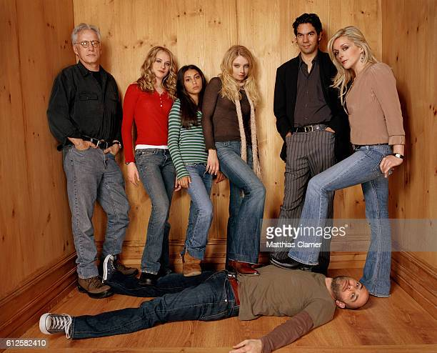 James Woods Evan Rachel Wood Adi Schnall Elisabeth Harnois writer Skander Halim Jane Krakowski and director Marcos Siega