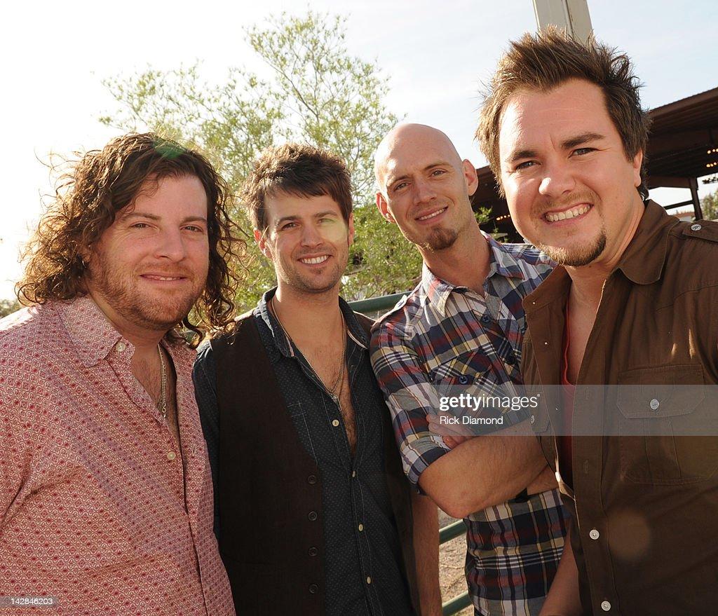 2012 Arizona Country Thunder Music Festival - Day 1