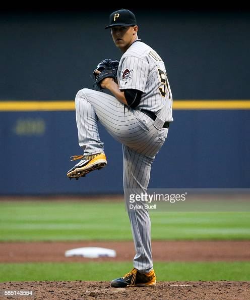 Milwaukee Brewers V Pittsburgh Pirates: Jameson Taillon Stock Photos And Pictures