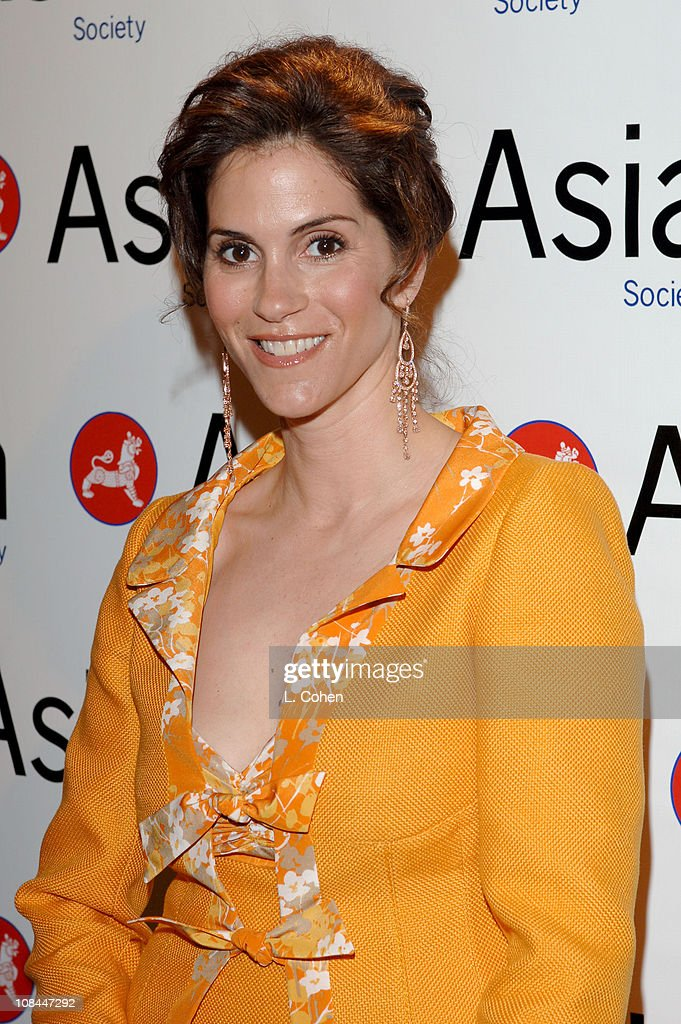 Jami Gertz during 2005 Asia Society Annual Gala Dinner at Millennium Biltmore Hotel in Los Angeles California United States