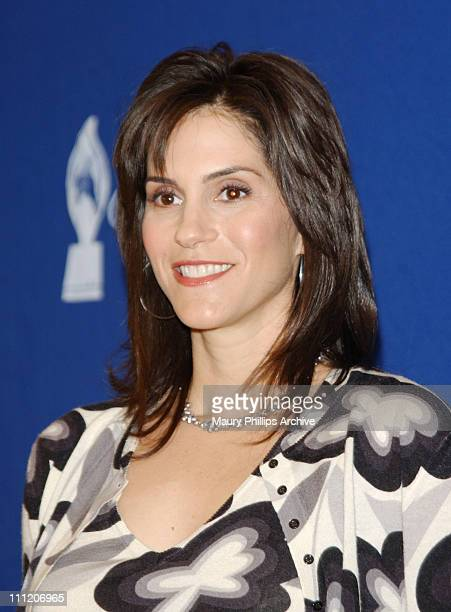 Jami Gertz during 29th Annual Peoples Choice Awards Announcement at Beverly Hilton Hotel in Beverly Hills California United States