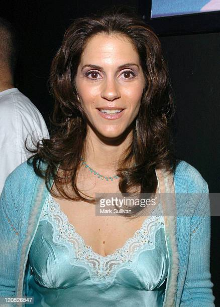 Jami Gertz during 2nd Annual Painted Turtle Bingo Night Benefit at The Roxy Theater in West Hollywood California United States