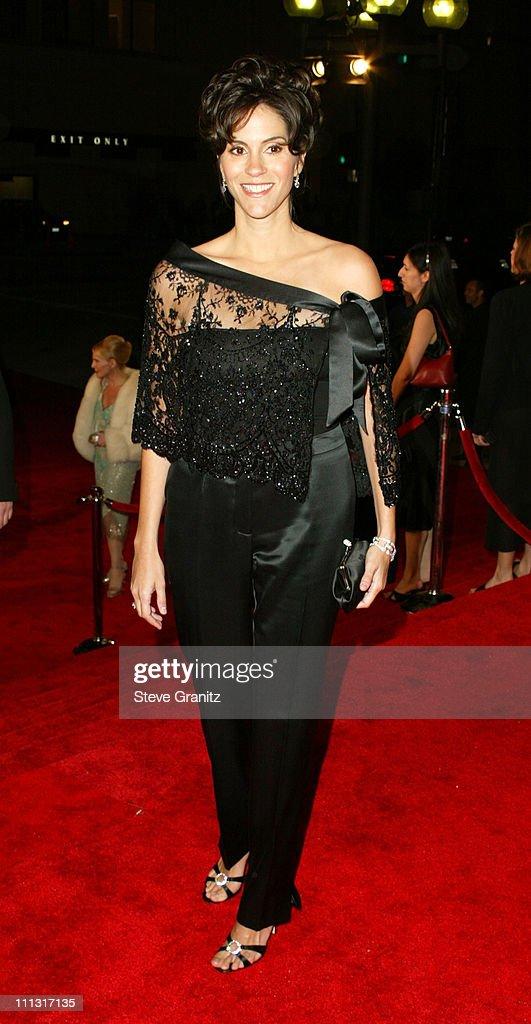 Jami Gertz during The 29th Annual People's Choice Awards Arrivals at Pasadena Civic Auditorium in Pasadena California United States