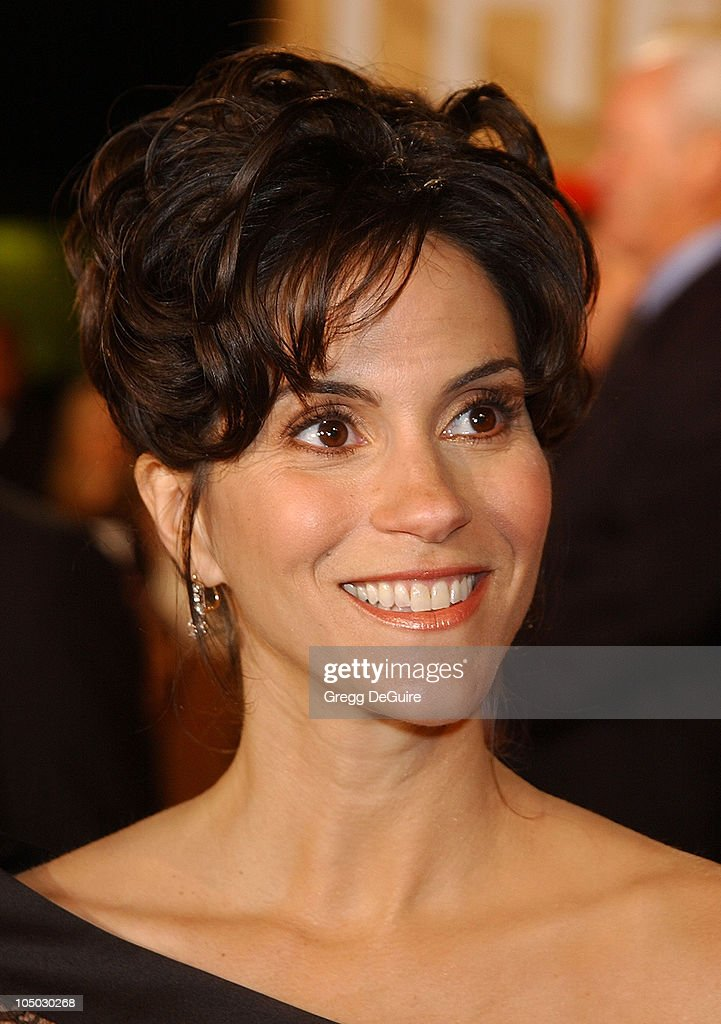 Jami Gertz during The 29th Annual People's Choice Awards Arrivals by Gregg DeGuire at Pasadena Civic Auditorium in Pasadena California United States