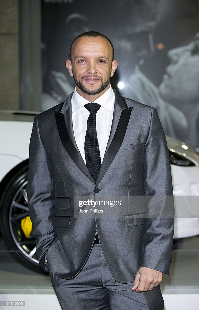 Jamie Baulch attends the Jaguar Academy of Sport annual awards at The Royal Opera House on December 8, 2013 in London, England.
