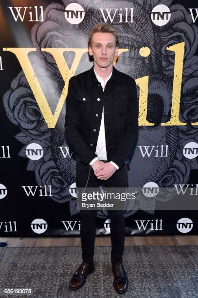 Jamie Beamish attends TNT's Will Dinner By Toro's Chef Jamie Bissonette presented by TNT'S Supper Club at West Edge on May 21 2017 in New York City