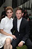 People and Celebrities - Paris Fashion Week - Menswear...