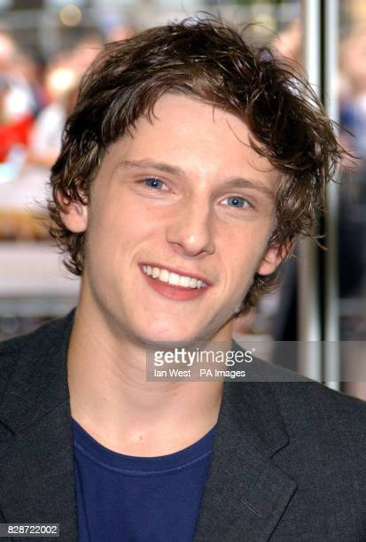 Jamie Bell arrives for the UK Charity Premiere of Nicholas Nickleby at the Odeon West End in London's Leicester Square * 1/9/03 The actor has been...