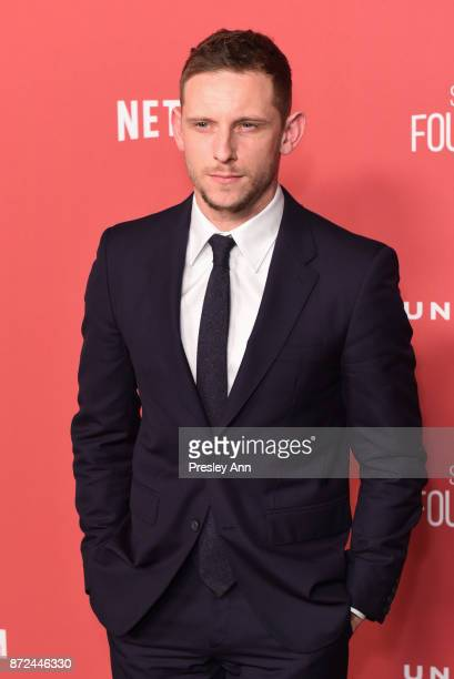 Jamie Bell attends SAGAFTRA Foundation Patron of the Artists Awards 2017 Arrivals at Wallis Annenberg Center for the Performing Arts on November 9...