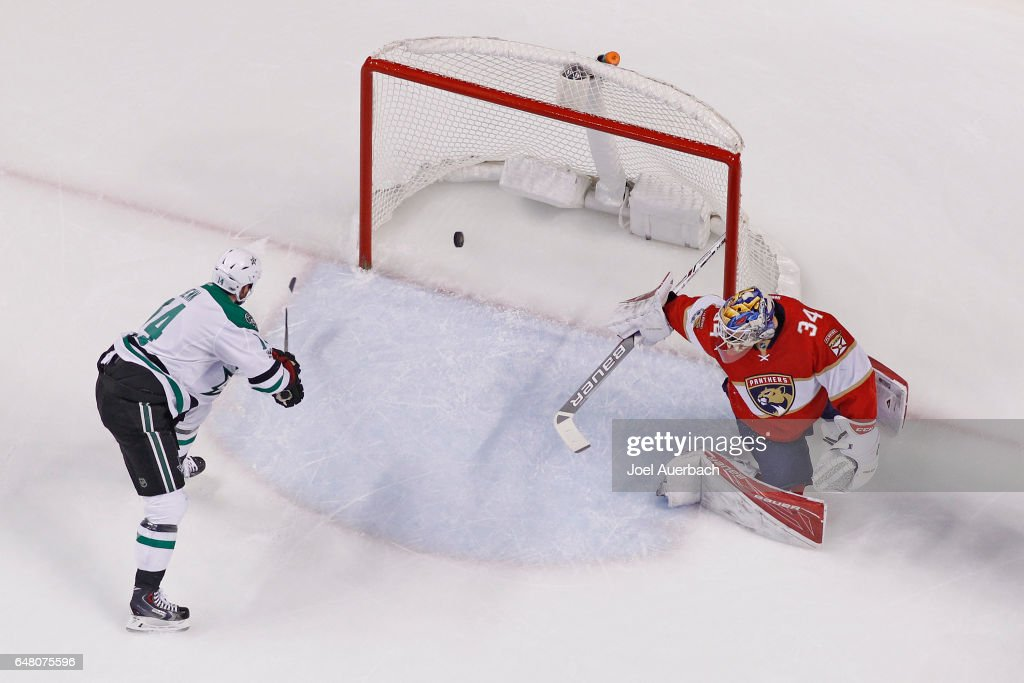 Dallas Stars v Florida Panthers