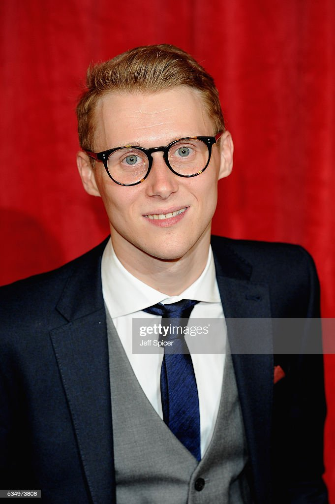 Jamie Borthwick attends the British Soap Awards 2016 at Hackney Empire on May 28, 2016 in London, England.