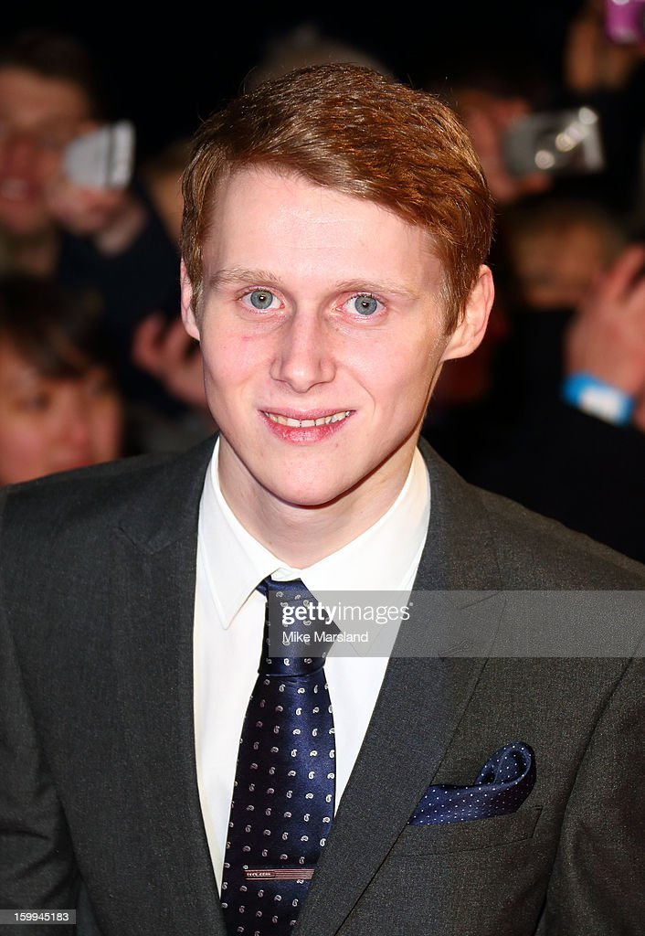 Jamie Borthwick attends the National Television Awards at 02 Arena on January 23, 2013 in London, England.