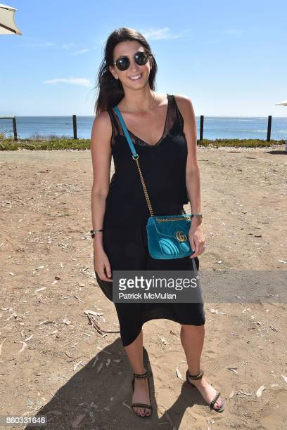 Jamie Braverman attends Hearst Castle Preservation Foundation Annual Benefit Weekend 'Lunch at the Hearst Ranch Wine Warehouse' at Wine Warehouse on...