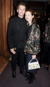 Jamie Campbell Bower and Bonnie Wright attend the London Evening Standard British Film Awards 2012 at the London Film Museum on February 6 2012 in...
