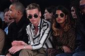 Fendi - Front Row - Milan Men's Fashion Week...