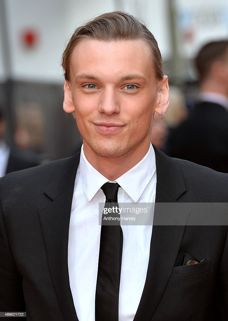 <a gi-track='captionPersonalityLinkClicked' href=/galleries/search?phrase=Jamie+Campbell+Bower&family=editorial&specificpeople=4586724 ng-click='$event.stopPropagation()'>Jamie Campbell Bower</a> attends The Olivier Awards at The Royal Opera House on April 12, 2015 in London, England.