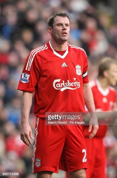 Jamie Carragher Liverpool