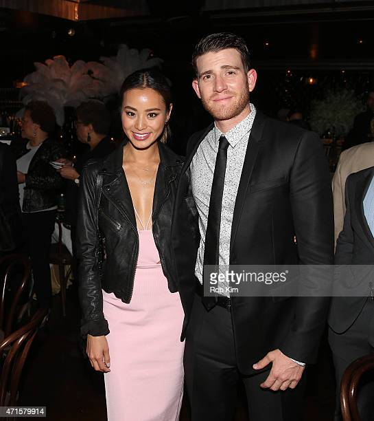 Jamie Chung and Bryan Greenberg attend the after party for 'Bessie' at the Edison Ballroom on April 29 2015 in New York City