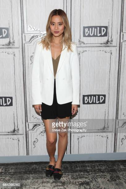 Jamie Chung attends Build Series to discuss her future projects at Build Studio on May 17 2017 in New York City