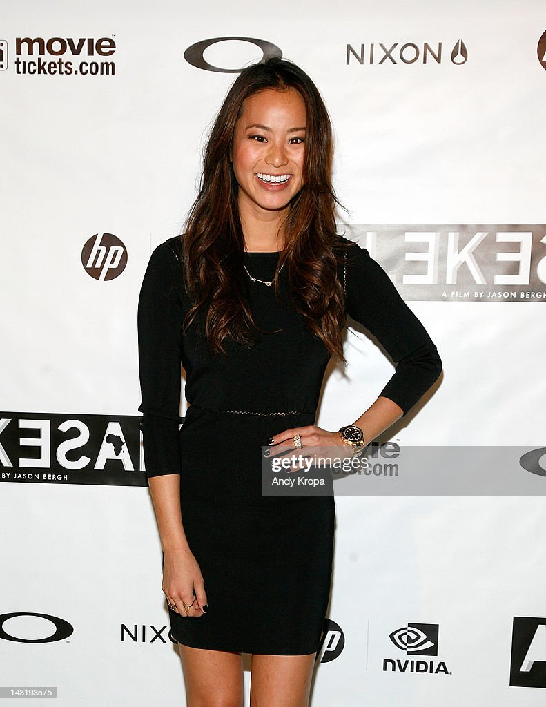 <a gi-track='captionPersonalityLinkClicked' href=/galleries/search?phrase=Jamie+Chung&family=editorial&specificpeople=4145549 ng-click='$event.stopPropagation()'>Jamie Chung</a> attends the 'Alekesam' premiere at the Tribeca Grand Hotel on April 20, 2012 in New York City.