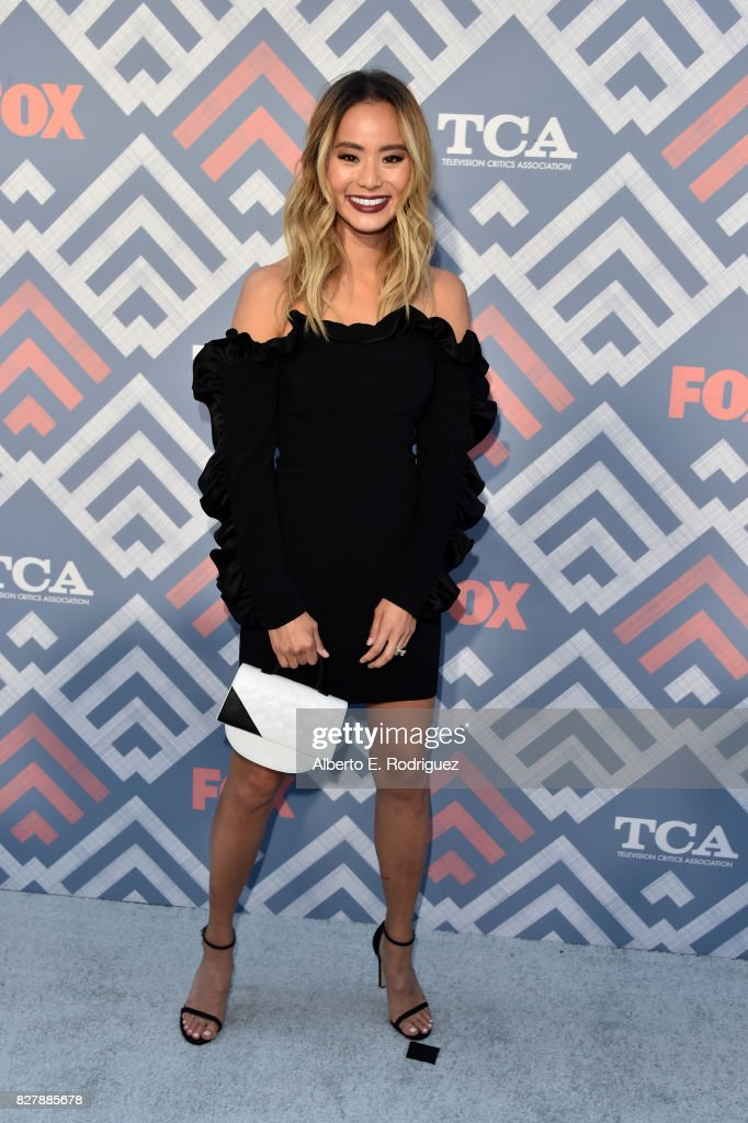 Jamie Chung attends the FOX 2017 Summer TCA Tour after party on August 8, 2017 in West Hollywood, California.