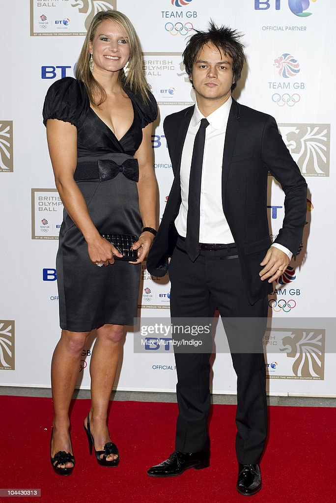 Jamie Cullum attends the British Olympic Ball at the Grosvenor House Hotel on September 24, 2010 in London, England.