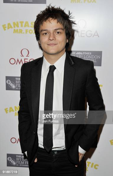Jamie Cullum attends the Opening Gala premiere after party of 'Fantastic Mr Fox' during The Times BFI London Film Festival held at the Saatchi...
