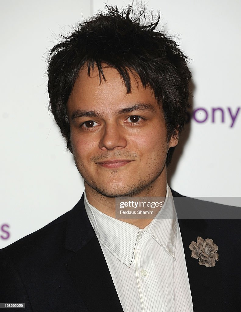Jamie Cullum attends the Sony Radio Academy Awards at The Grosvenor House Hotel on May 13, 2013 in London, England.