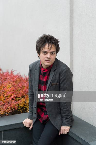 Jamie Cullum portrait in New York City on November 25 2014