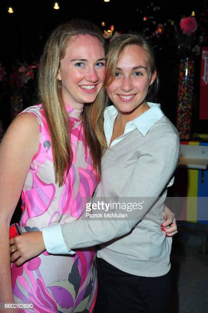 Jamie Davidson and Claudia Davidson attend ASSOCIATION to BENEFIT CHILDREN hosts COCKTAILS IN CANDYLAND at Dylan's Candy Bar on June 18 2009 in New...