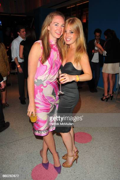 Jamie Davidson and Jessica Fisher attend ASSOCIATION to BENEFIT CHILDREN hosts COCKTAILS IN CANDYLAND at Dylan's Candy Bar on June 18 2009 in New...