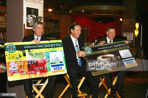 starbucks bank one and visa launch starbucks card duetto visa Us bank secured visa® card on all purchases and 3% duetto dollars on starbucks gift card information found on doctor of credit as accurate.