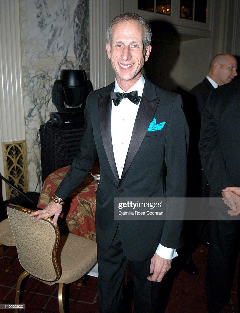 Jamie Drake During Interior Design Magazine Hall Of Fame At Waldorf Astoria Hotel In New York