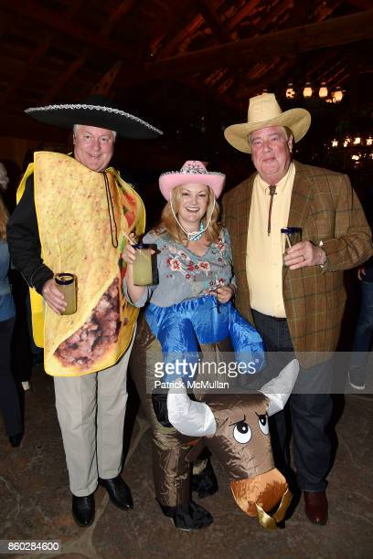 Jamie Figg Patricia Hearst Shaw and Jamie Figg attend Hearst Castle Preservation Foundation Annual Benefit Weekend 'Hearst Ranch Patron Cowboy...