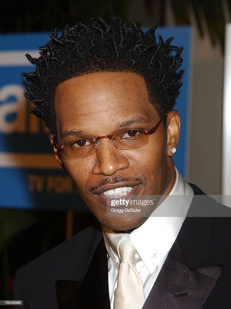 Jamie Foxx at the Beverly Hilton Hotel in Beverly Hills, California