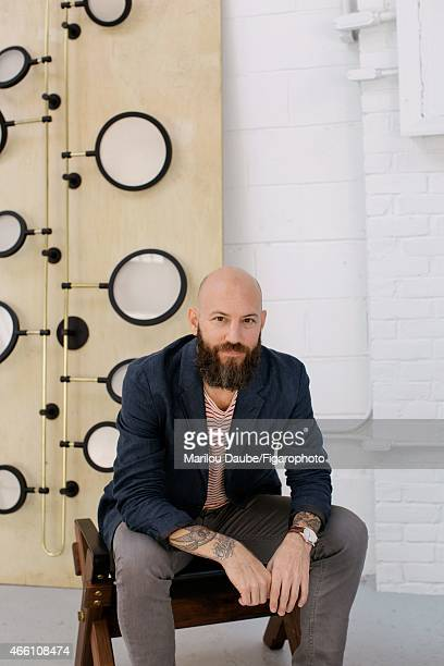 ID 110776013 Jamie Gray owner of design shop Matter is photographed for Madame Figaro on September 23 2014 in New York City PUBLISHED IMAGE CREDIT...