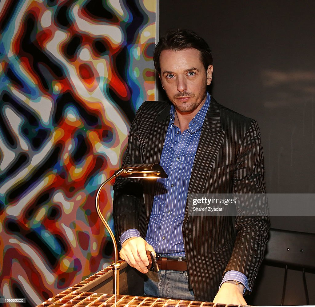 Jamie Hatchett attends the opening of EVR 54 on January 15, 2013 in New York City.