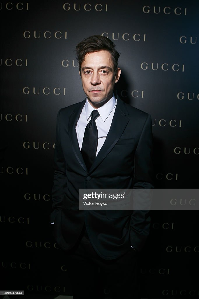 Gucci Dinner Party In Moscow