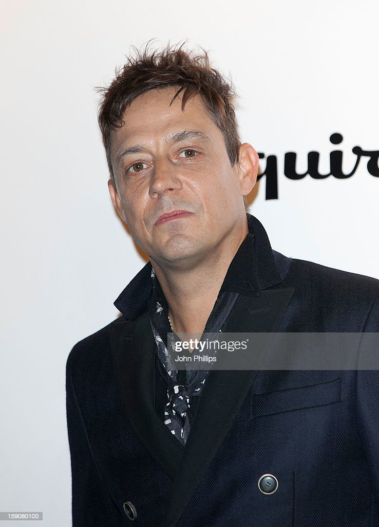 <a gi-track='captionPersonalityLinkClicked' href=/galleries/search?phrase=Jamie+Hince&family=editorial&specificpeople=220566 ng-click='$event.stopPropagation()'>Jamie Hince</a> attends the Tommy Hilfiger & Esquire event at the London Collections: MEN AW13 at on January 7, 2013 in London, England.