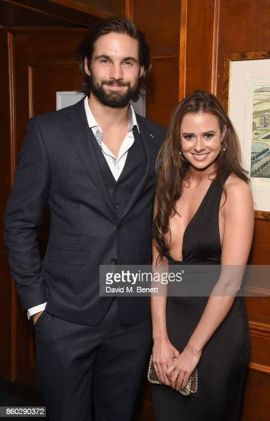 Jamie Jewitt and Camilla Thurlow attend the The BARDOU Foundation's International Day Of The Girl Gala in support of The Princes Trust at Albert's...