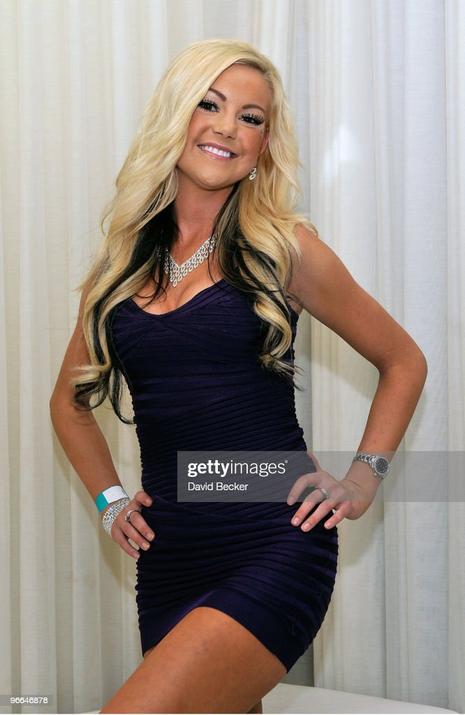 Jamie Jungers hosts an evening at the Pure Nightclub at Caesars Palace early February 13, 2010 in Las Vegas, Nevada.