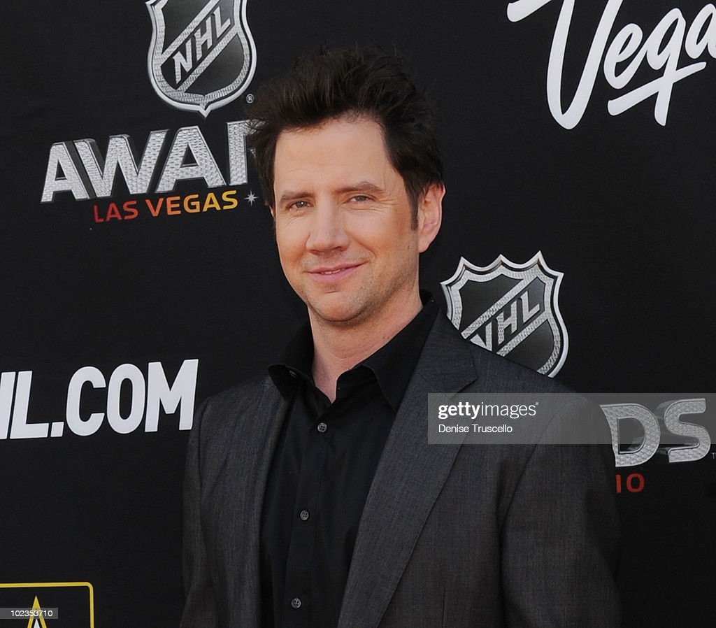 Jamie Kennedy arrives at the 2010 NHL Awards at The Palms Casino Resort on June 23, 2010 in Las Vegas, Nevada.