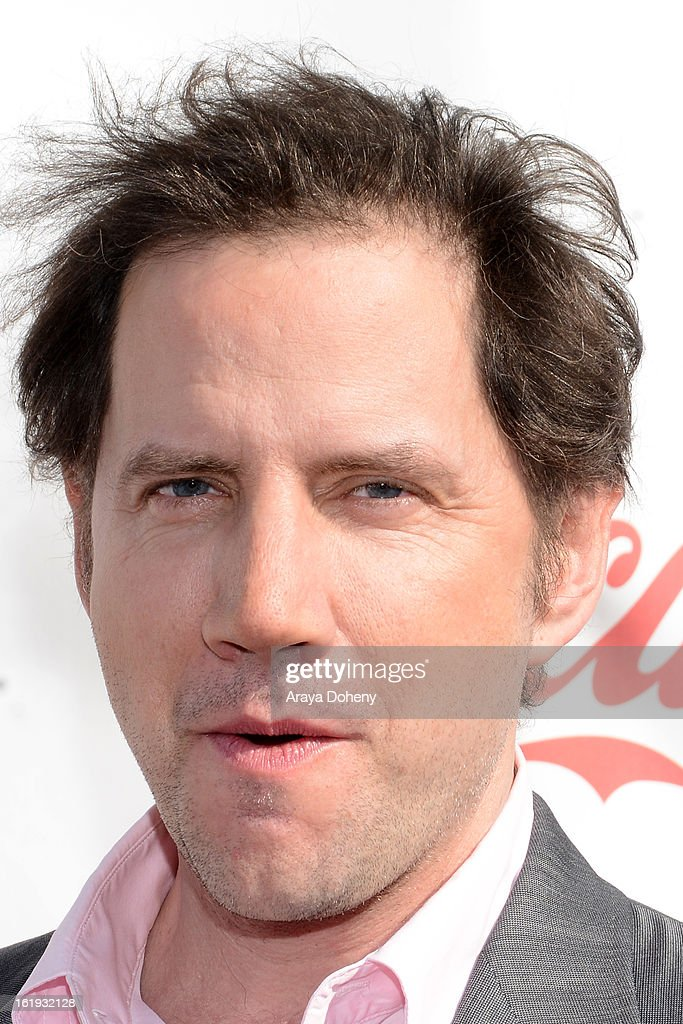 <a gi-track='captionPersonalityLinkClicked' href=/galleries/search?phrase=Jamie+Kennedy&family=editorial&specificpeople=206976 ng-click='$event.stopPropagation()'>Jamie Kennedy</a> arrives at the 3rd Annual Streamy Awards at The Hollywood Palladium on February 17, 2013 in Los Angeles, California.