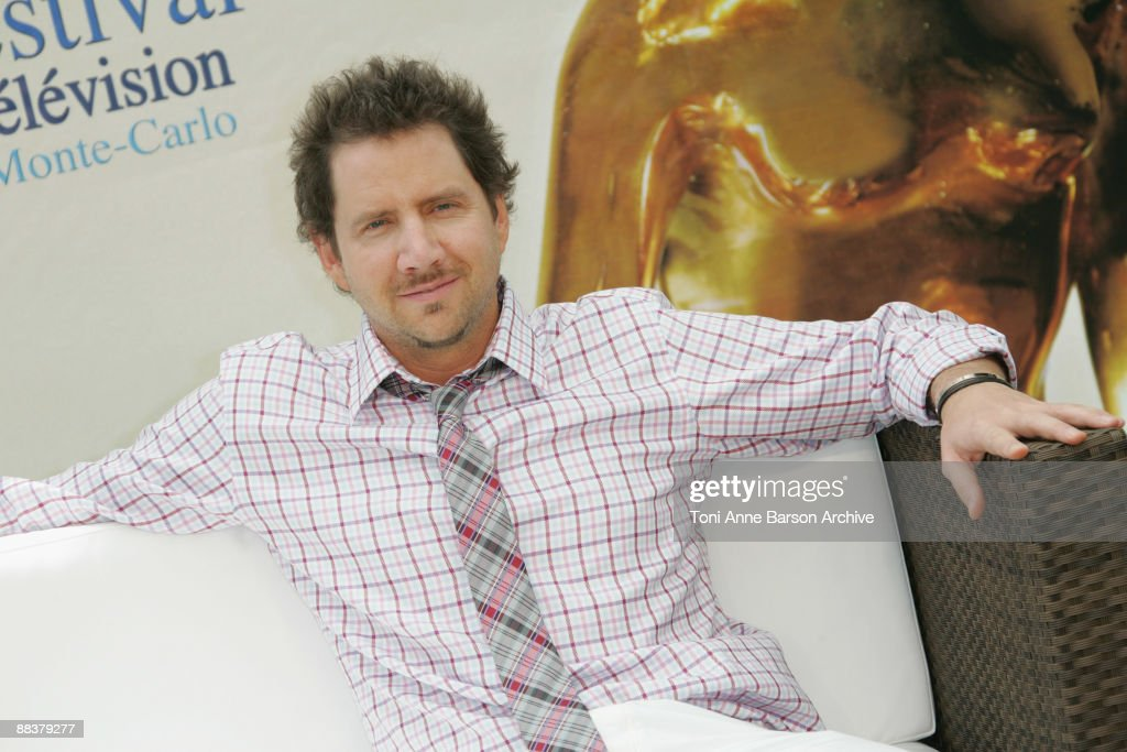 Jamie Kennedy poses during the 49th Monte Carlo Television Festival at the Grimaldi Forum on June 9, 2009 in Monte-Carlo, Monaco.